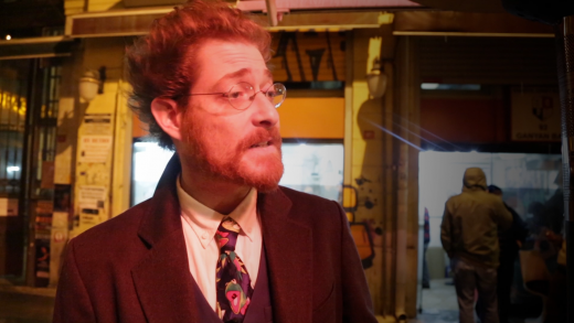 Alex Waldman – Bartender