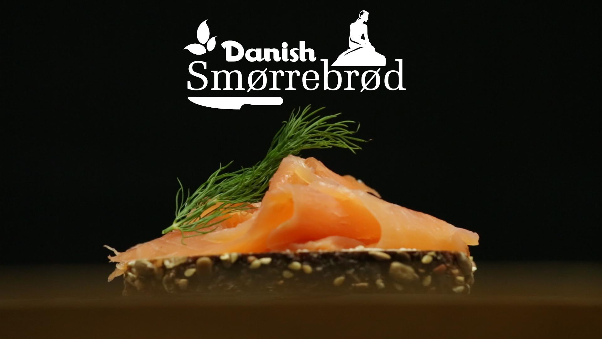 Smørrebrød Sandwich Recipe