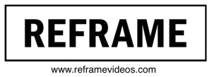 reframe Logo mit website