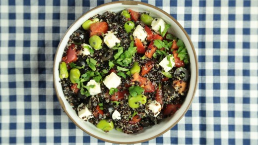 13 Salads from all over the World