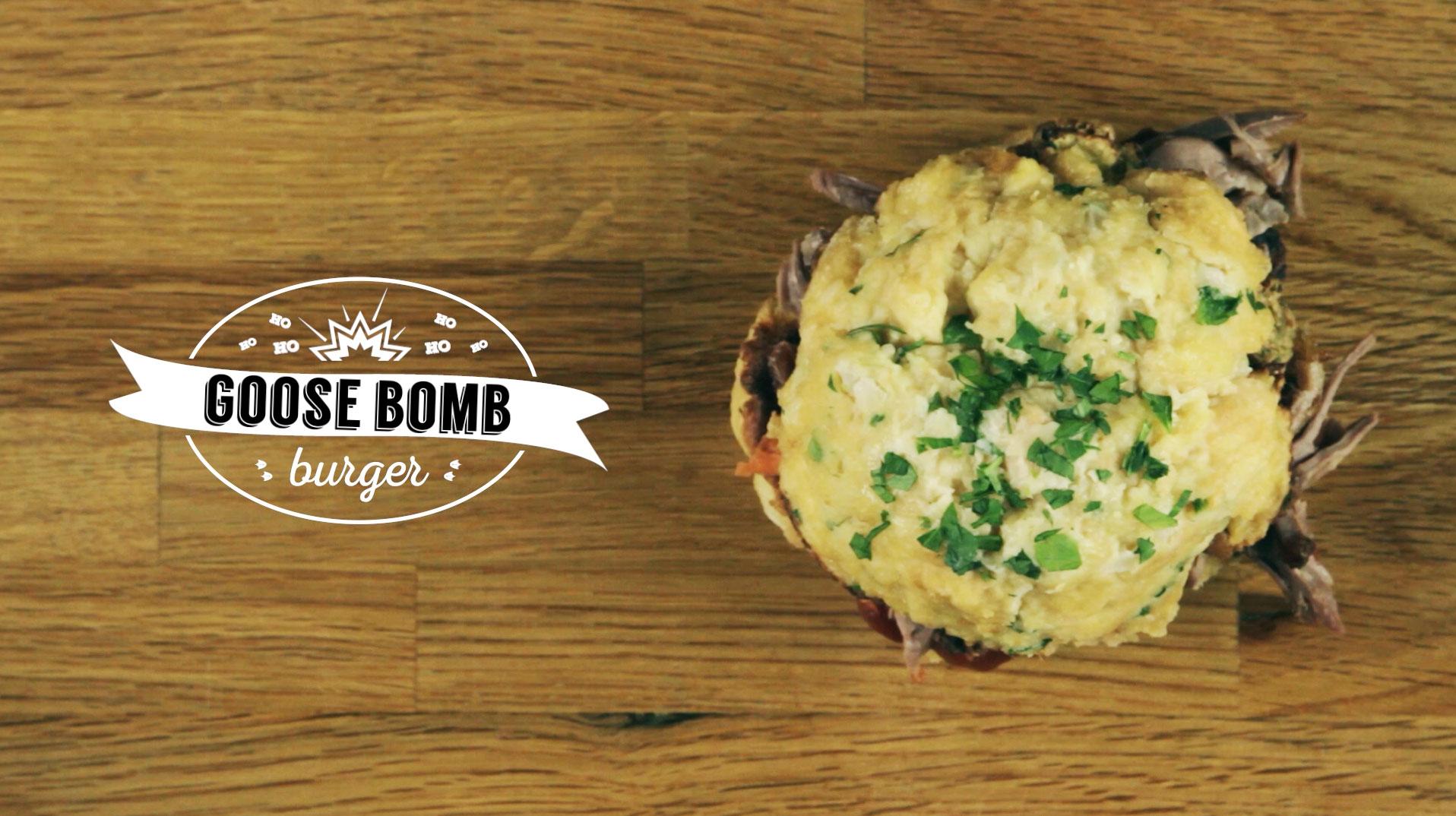 Goose Bomb