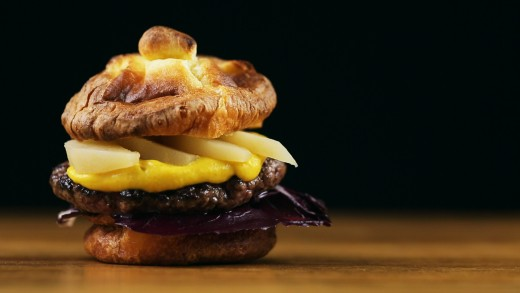 7 Burgers inspired by Christmas