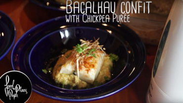 Portuguese Food : Bacalhau Confit Recipe