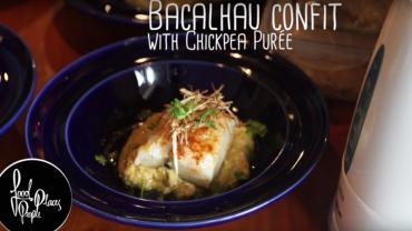 Portuguese Food : Bacalhau Confit Recipe