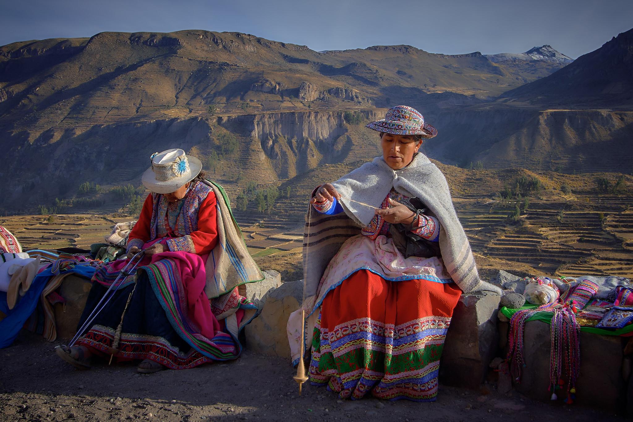 Peruvian Food: our 2017 Travel Dream!