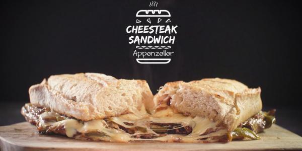 Appenzeller Cheesesteak Sandwich
