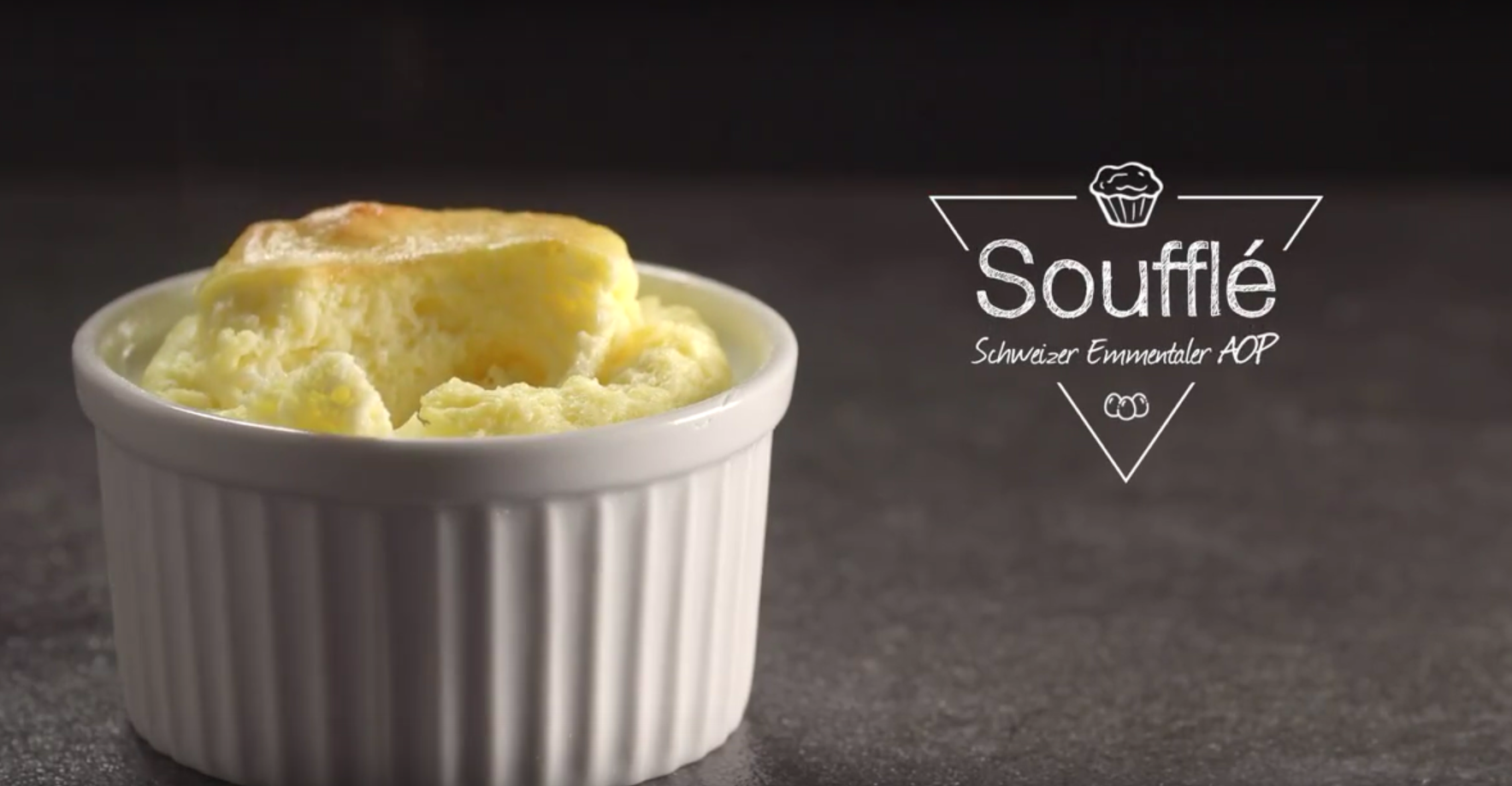Recipe: Emmental Cheese Souffle