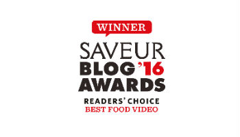 Saveur Winner Food video 2016